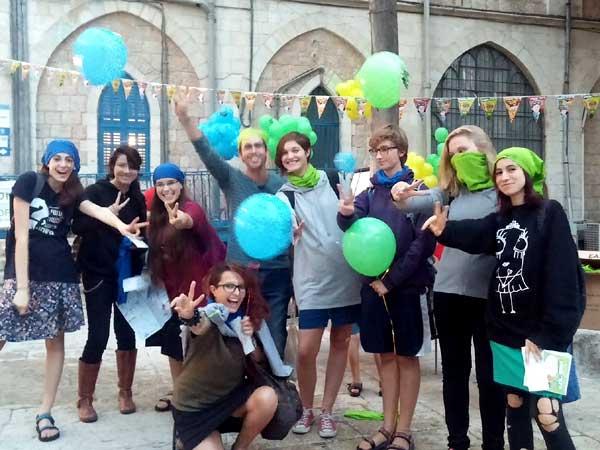 פעילות לכבוד 50 שנה לאיחוד ירושלים