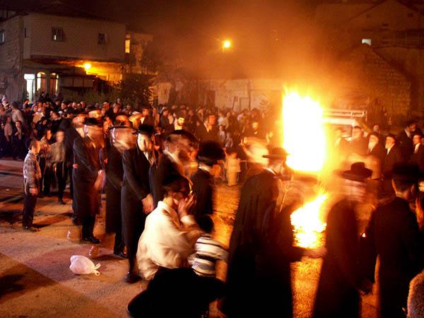 סיור לג בעומר בירושלים