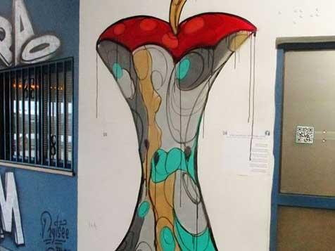 סיור גרפיטי ואמנות רחוב בתל אביב