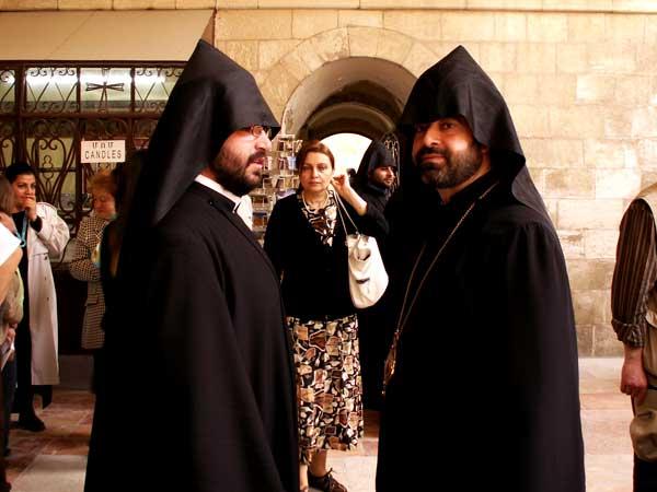 סיור קבלת שבת ברובע הארמני