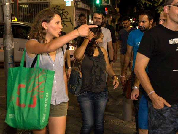 סיור ברים בתל אביב