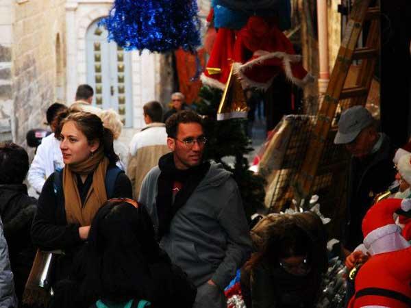 סיור חג המולד וחנוכה בירושלים