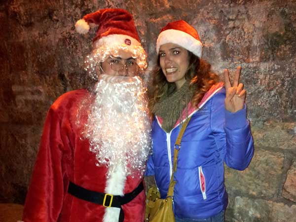 סיור חג המולד בירושלים
