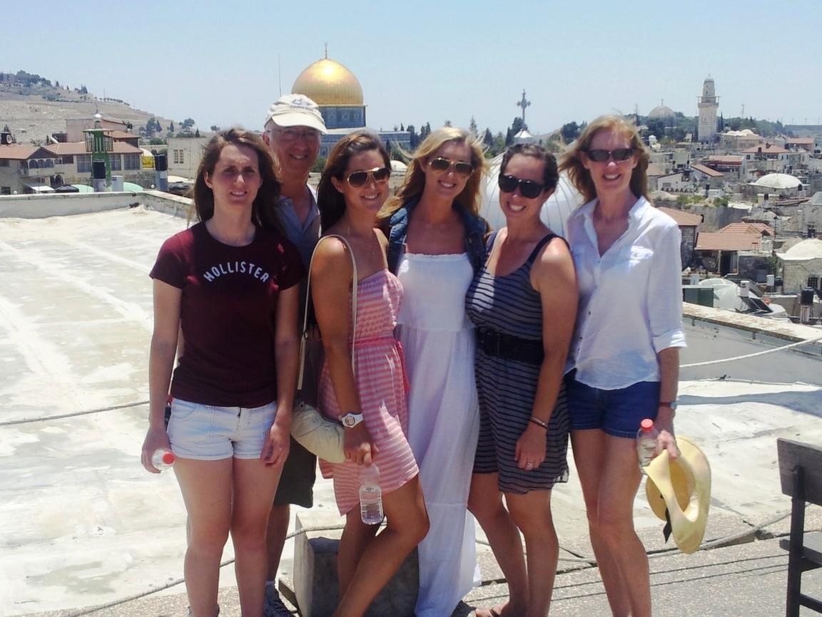 סיור בירושלים לתיירים