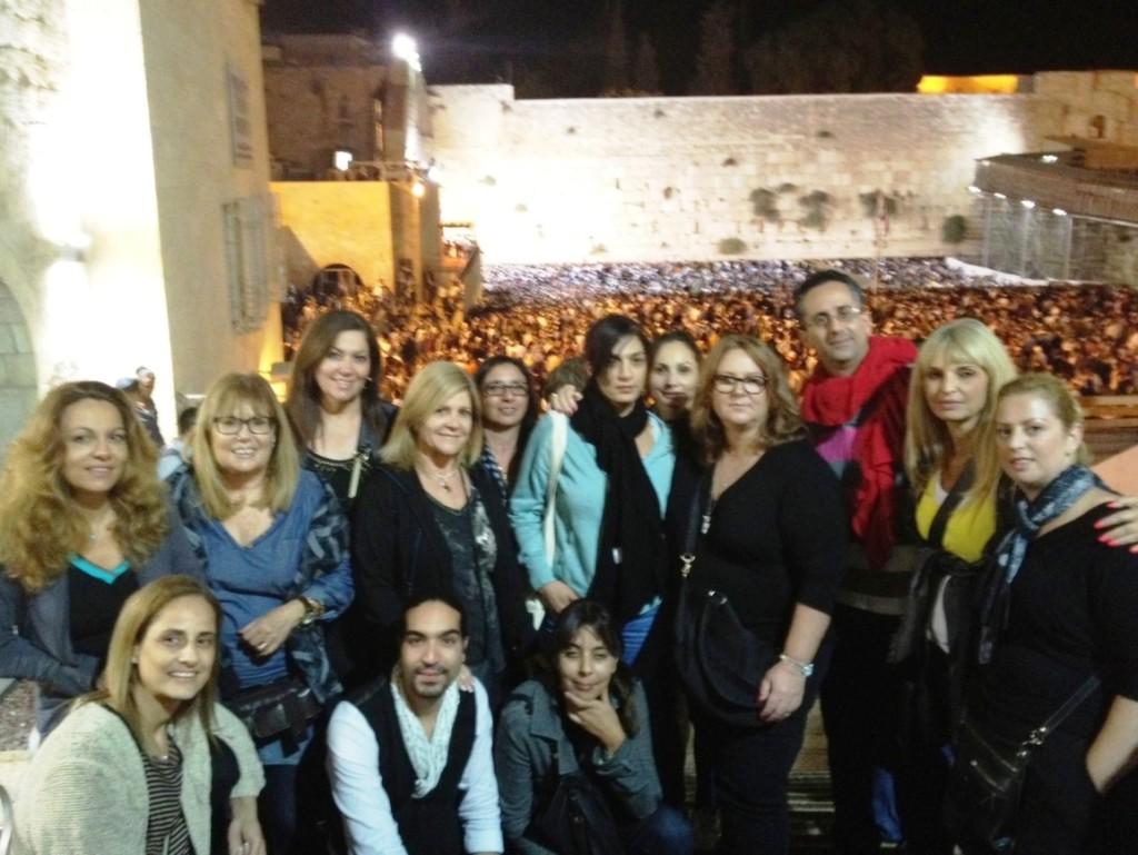 Selichot tour in Jerusalem