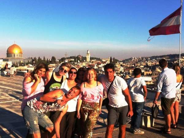 אתרים בירושלים