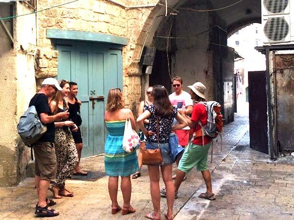 מדריך טיולים בתל אביב