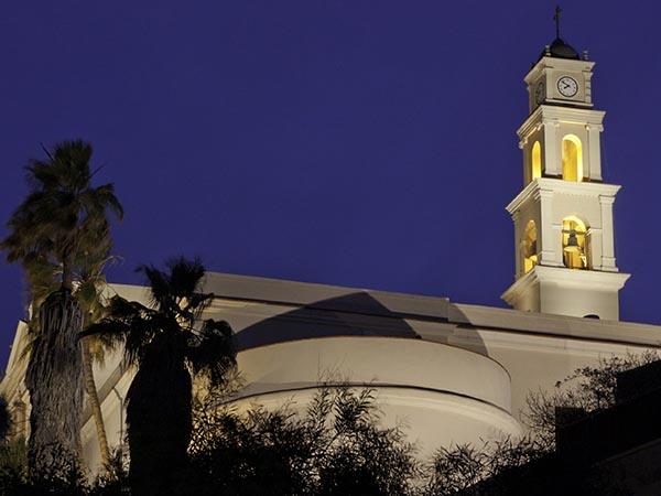 Old Jaffa by Night