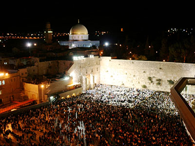 Jerusalem night tour