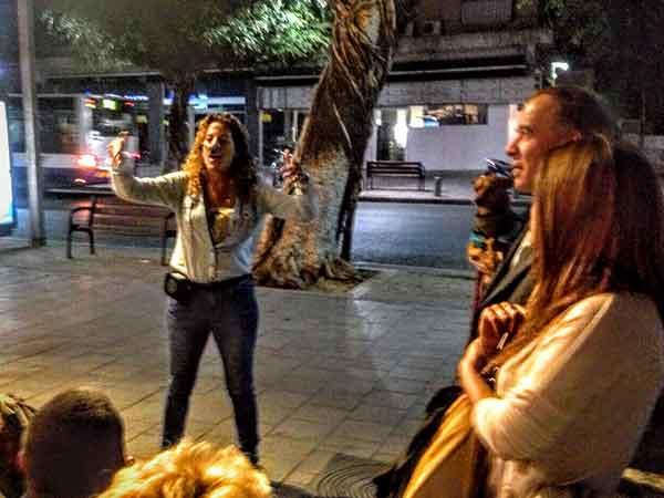 סיור בתל אביב בעקבות משוררים ושיכורים