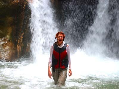 טיול יומיים של מים בירדן