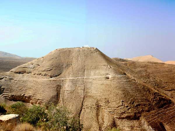 מצודת מכוור - טיול חנוכה בירדן