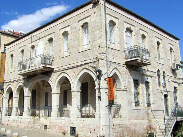 סיור בשכונת מוסררה בירושלים