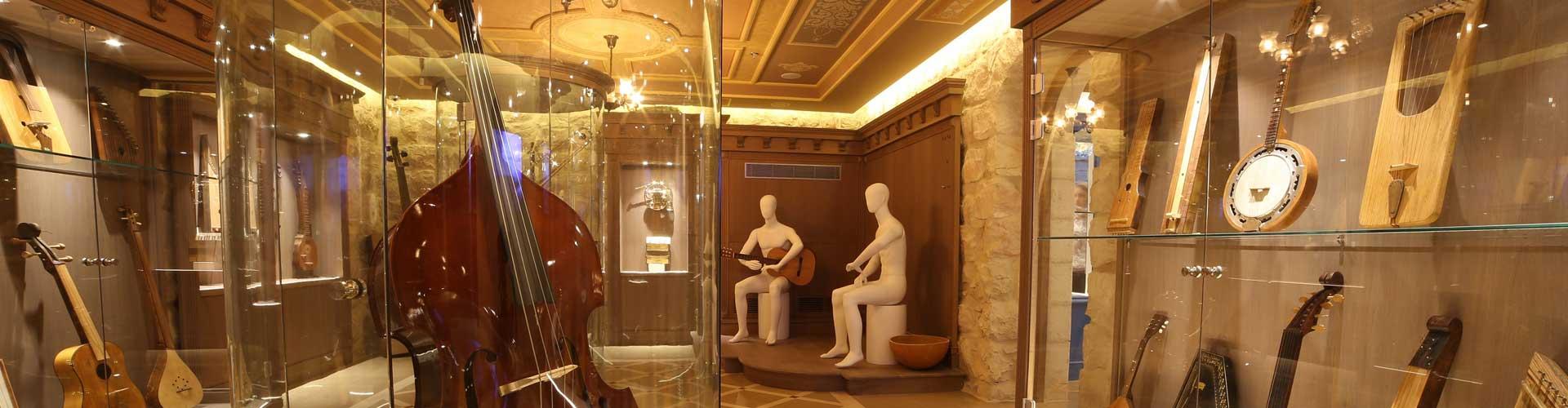 מוזיאון המוסיקה בירושלים - כיכר המוזיקה