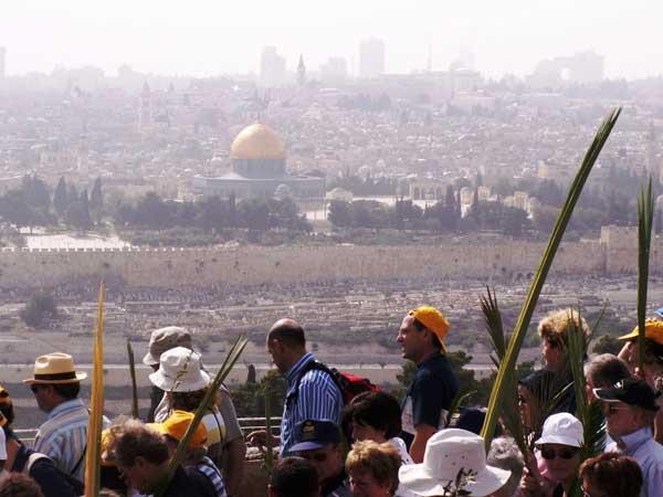 סיור נצרות בירושלים
