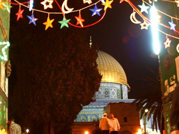 סיור רמדאן בירושלים