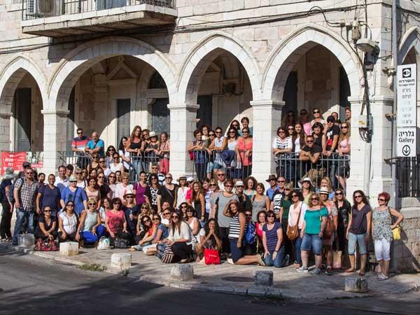 סדנאת צילום בירושלים