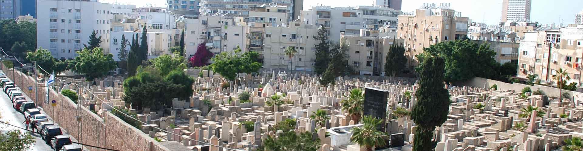 בית הקברות טרומפלדור - סיור מודרך