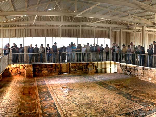 אום אסאס - טיול חנוכה בירדן