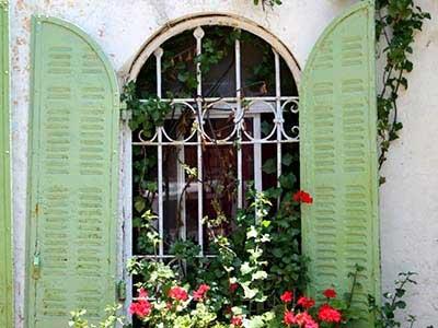 חלון בסיור בירושלים