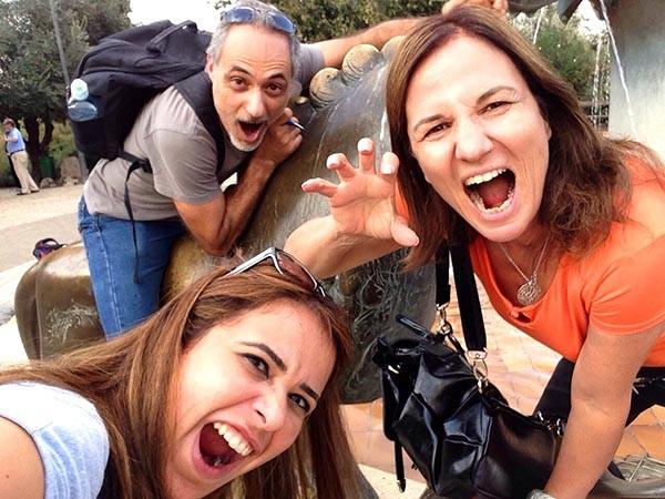 סיפור על יום כיף בירושלים